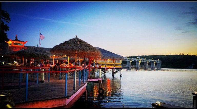 Austin's best restaurants on the lake