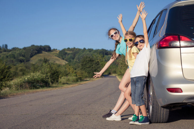 Precious Cargo: Traveling with Kids by Car
