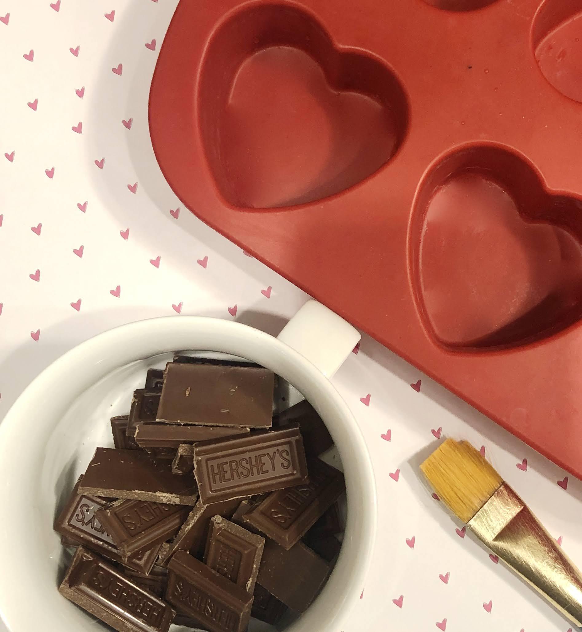 Valentine's Day Cocoa Bomb