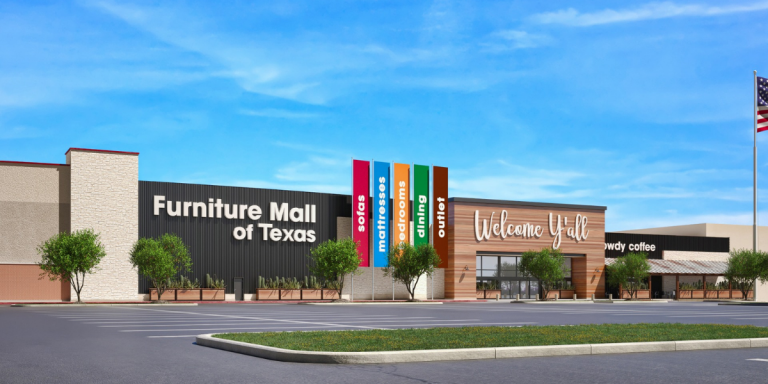 A Shopping Experience For The Whole Family | Furniture Mall of Texas