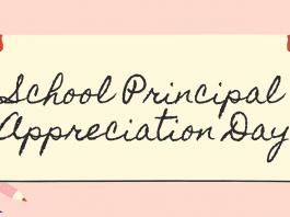 School Principal Appreciation Day
