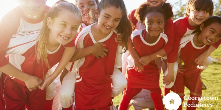 Sports Physicals   Georgetown Pediatrics