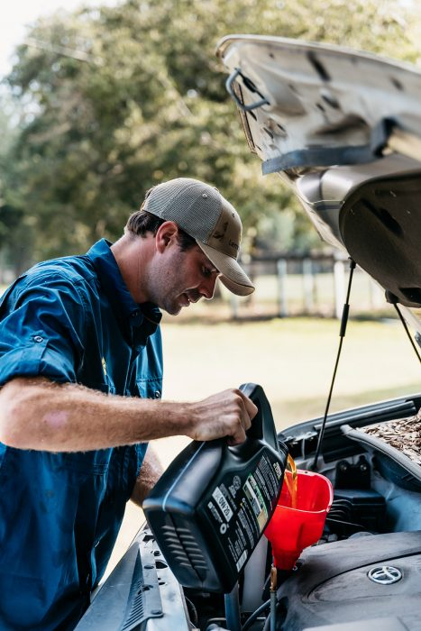 Mobile Oil Changes