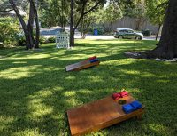 Yard Game Rental Austin TX
